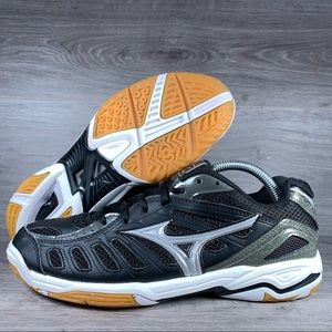 mizuno wave rally 4 volleyball shoe